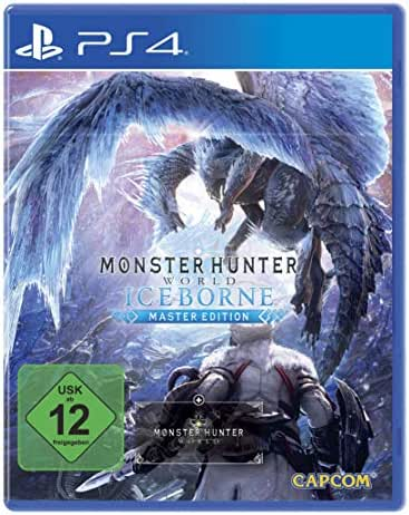 Monster Hunter World: Iceborne, PS4