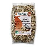 Semillas de Girasol biológicos peladas - ecológico - orgánicas | 250g | Markal