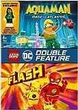 Lego Dc Super Heroes: Aquaman / Flash (2 Dvd) [Edizione: Stati Uniti]