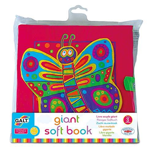 Galt 3601166 Libro Morbido Gigante