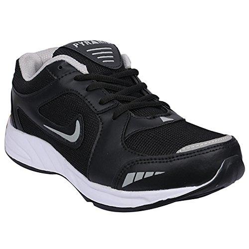 Shoes (8, Black & Grey)