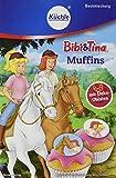 "Küchle ""Bibi & Tina"" Muffins Backmischung, 4er Pack (4 x 260 g)"