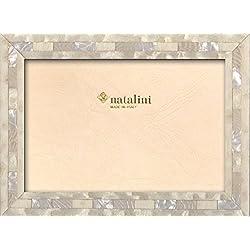 Natalini F  H  20 Bianco 13x 18Bilderrahmen, Holz/Glas Weiß 21x 16x 1,5cm