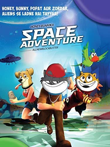 Honey & Bunny In Space Adventure