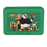 Kungfu Panda Lunch Box Dark Green by Kung Fu Panda