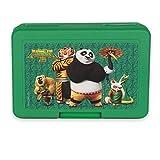 Kungfu Panda Lunch Box Dark Green by Kung Fu Panda