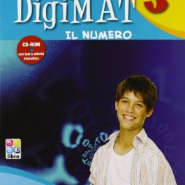 Digimat. Per la Scuola media. Con CD-ROM. Con espansione online: DIGIMAT 3 ALG+GEOM+INV +CD