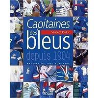 Capitaines des Bleus depuis 1904