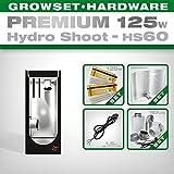 Growzelt / Growschrank Secret Jardin Hydro Shoot 60x60x140cm (HS60)
