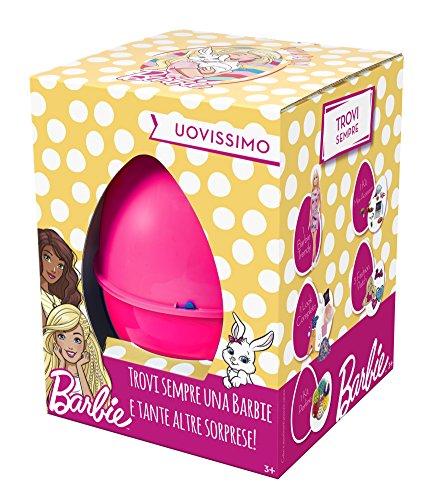 Barbie- Uovissimo 2018-Trovi Sempre Una Bambola e Tante Altre Sorprese, GBK79
