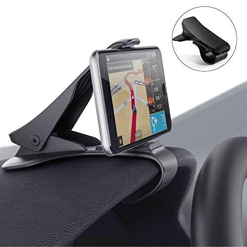 Modohe Supporto Auto Smartphone Universale Cruscotto Porta Cellulare Auto per iPhone XS...