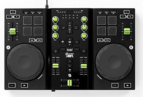 Hercules 4780761 - Controlador de DJ, color negro