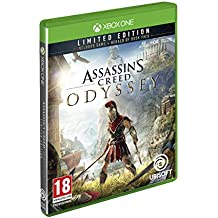 Assassin's Creed Odyssey - Limited [Esclusiva Amazon]- Xbox One