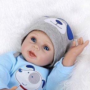 Decdeal - Reborn Muñeca Bebé (Tipo 2)