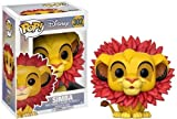 FunKo Pop Disney: Lion King-Simba-Leaf Mane, 20094