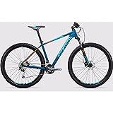Analog 29er Front Suspension Disc Brake Mountain Bike for Adults Blue&Orange