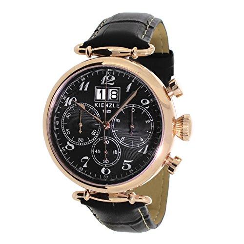 KIENZLE 1822 K17-00104 - Orologio da polso da uomo, cronografo retrò.