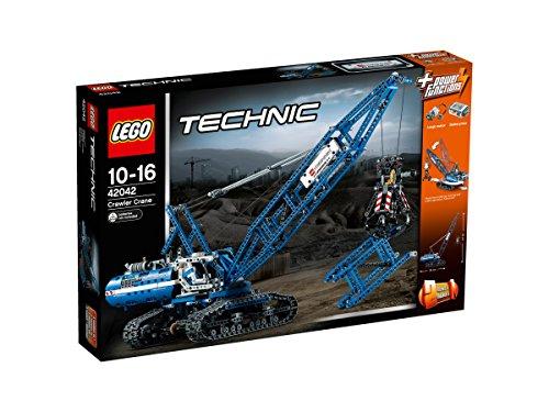 Lego Technic 42042 - Gru Cingolata