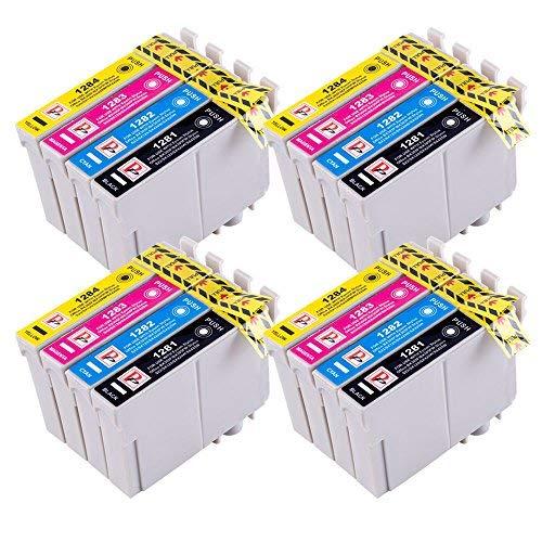 PerfectPrint Compatibile Inchiostro Cartuccia Sostituire Per Epson Stylus S22 SX-125 130 420W 425W...