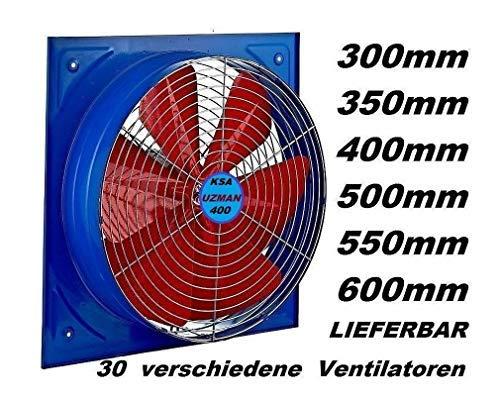 400 mm industriale parete ventilatore assiale finestra di raffreddamento Ventola da Muro Aspiratore...