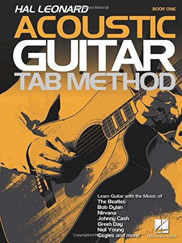 Hal Leonard Acoustic Guitar Tab Method: Book 1