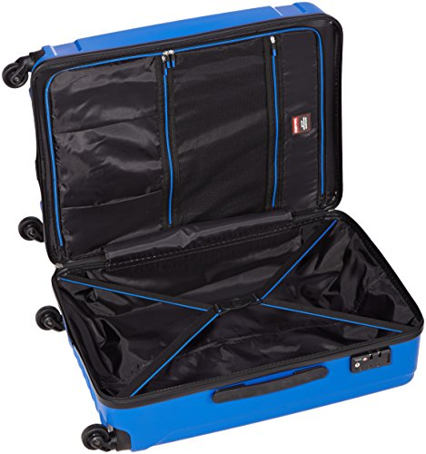 Travelite Koffer Colosso 4-Rad Polypropylen-Trolley L/M, 76 cm 184 Liters Blau 71210-20 - 5
