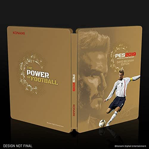 PES 2019 David Beckham Edition [PlayStation 4]