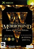 Morrowind: Game of the Year Edition (Xbox)