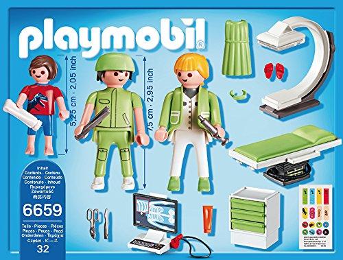 PLAYMOBIL 6659 – Röntgenraum - 3