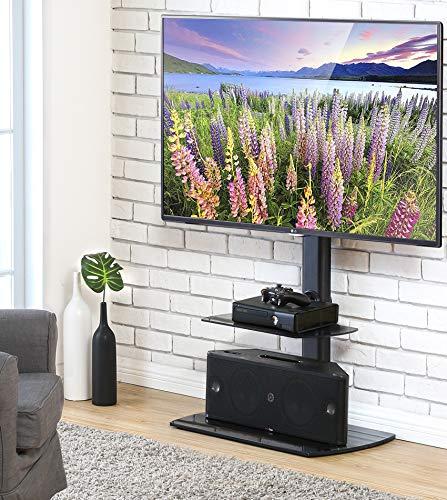 FITUEYES Girevole Supporto con Staffa per TV LED LCD da 32 a 50 pollici TT206501GB