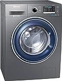 Samsung WW70J5435FX/EG Waschmaschine Frontlader / A+++ / 1400 UpM / 7kg / 85 cm Höhe / Digital Inverter Motor / grau