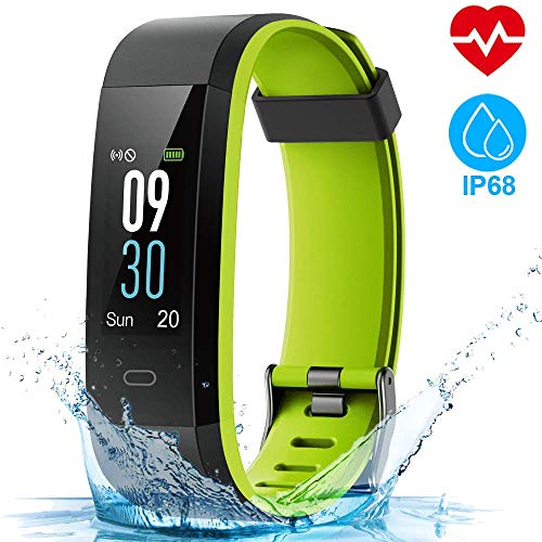 HOMSCAM Orologio Fitness Tracker Fitness Braccialetto Smartwatch Cardiofrequenzimetro da Polso Donna...