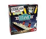 Noris 606101868 Escape Room Erweiterung Panic on The Titanic, ab 16 Jahren-nur mit dem Chrono Decoder Spielbar