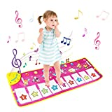 BelleStyle Alfombra Musical - Musical Canto Teclado...