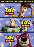 Toy Story - Complete Collection (3 Dvd) [Edizione: Regno Unito]