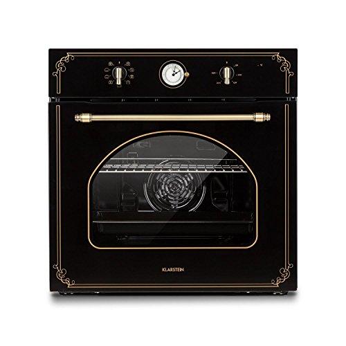 Klarstein Victoria • Forno da Incasso • Forno Elettrico • Design Retrò • 9 Funzioni •...