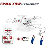 Syma X8W Elicottero RTF Quadcopter Drone WiFi FPV RTF Fotocamera...