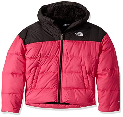 The North Face Moondoggy Down Jkt - Piumino Isolante per Bambini, Bambino, 3NKT, Mr. Pink, XL