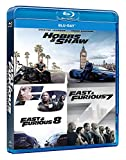 Fast & Furious: Hobbs & Shaw Collection (Box Set) (3 Blu Ray)