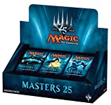 MAGIC: Master 25 Display de 24 sobres (Inglés)
