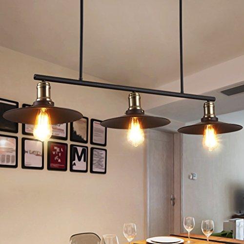 Lampadari Meters Lampada da tavolo industriale retrò vento Lampada da tavolo da biliardo Creative 3