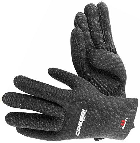 Cressi High Stretch Gloves, Guanti in Neoprene 3.5 mm per Apnea e Immersioni, Unisex Adulto,...