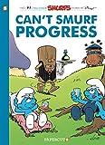 Smurfs #23: Can't Smurf Progress (Smurfs Graphic Novels (Hardcover))