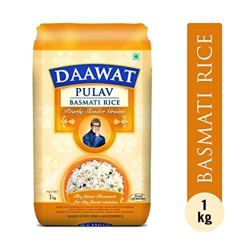 Daawat Pulav Basmati Rice, 1kg