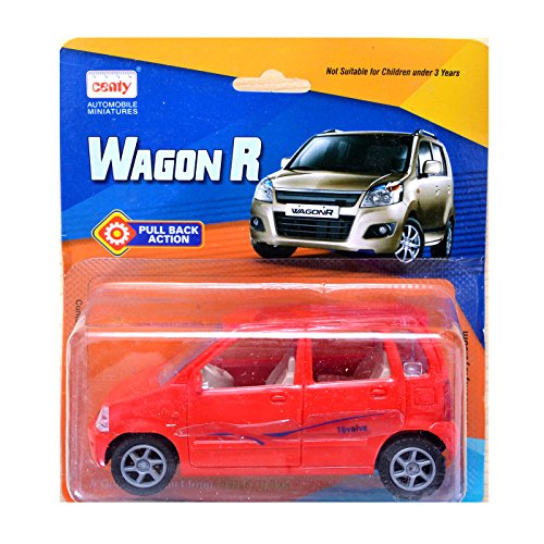 Centy Toys Wagon-R Car for Kids (Colour May Vary)