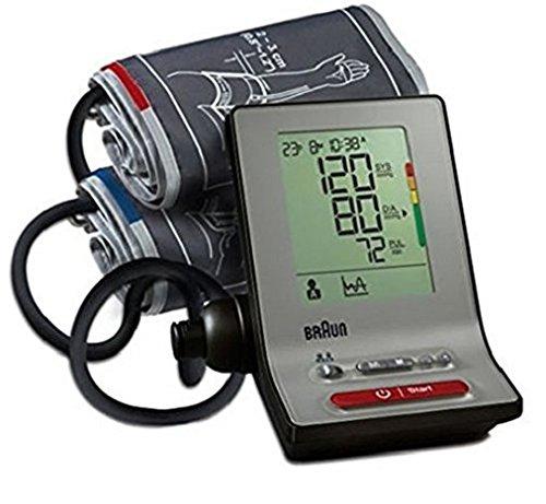 Braun BP6100 ExactFit 3 Misuratore Automatico della Pressione Arteriosa da Braccio con Bracciali in...