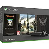 Pack Tom Clancy's Xbox One X 1 To the Division 2
