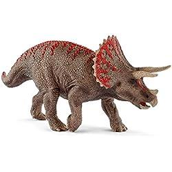 Schleich- Figura dinosaurio Triceratops, 9,8 cm