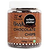 Urban Platter Dark Chocolate Chips, 200g
