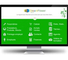 DreamFlower - Logiciel de caisse pour fleuriste